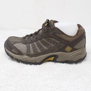 Columbia Brown Hiking Running Outdoors Sneakers 8